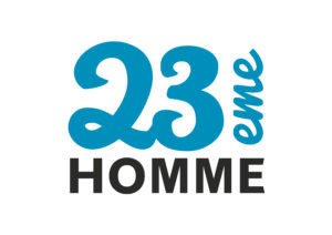 logo 23eme homme